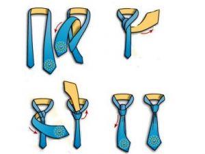 вратовръзки възел3