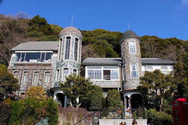 Резиденция Ijinkan
