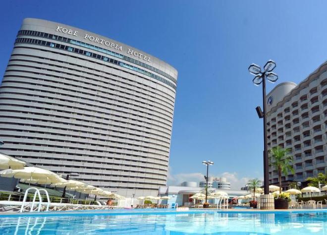 Отель Kobe Portopia