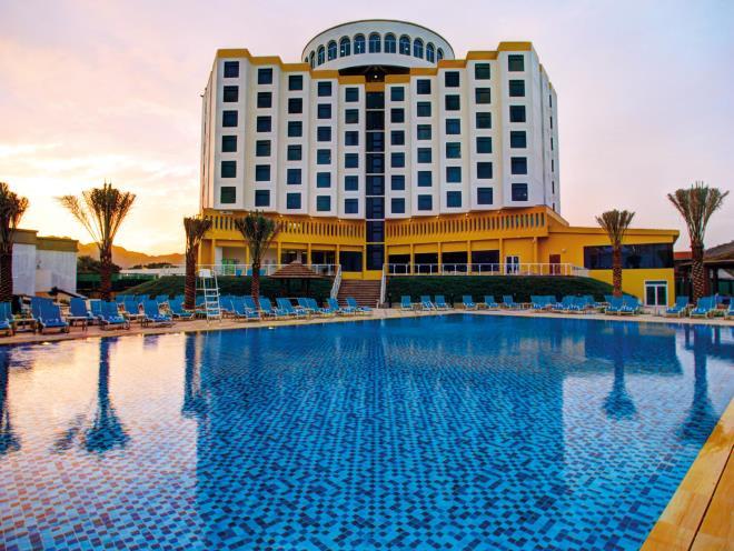 Oceanic Khorfakkan Resort & Spa 4
