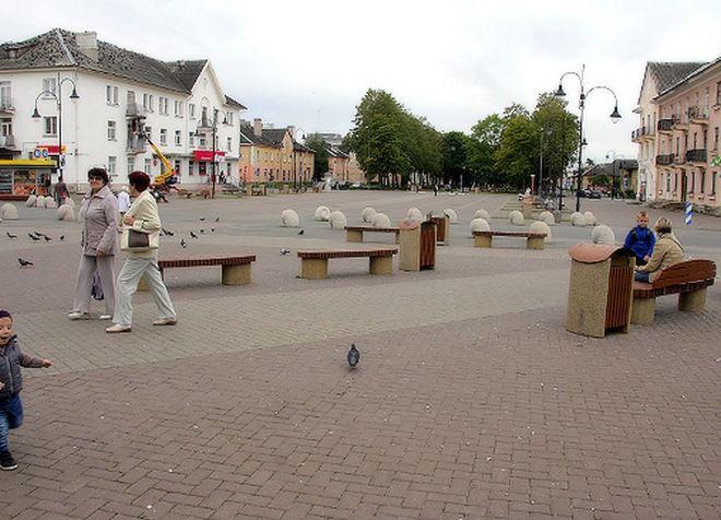 Площадь Вирула