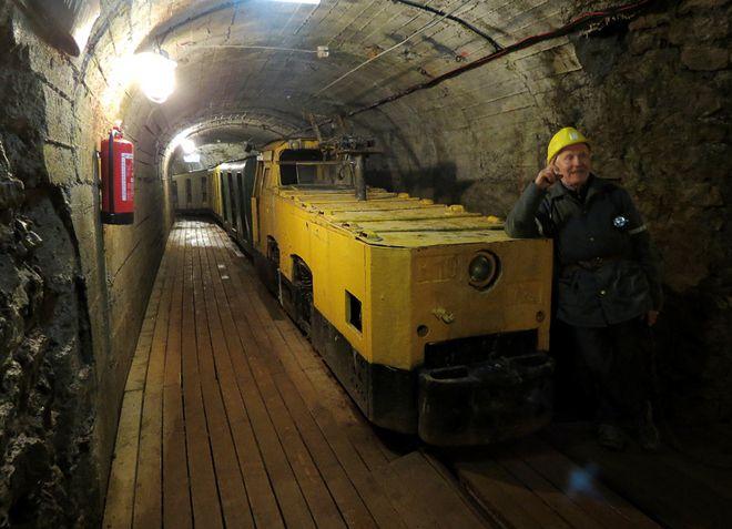 Музей-шахта в Кохтла-Нымме