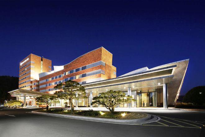 Отель Samsung Hotel Geoje