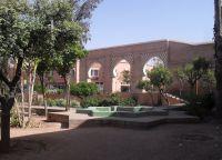 Парковая зона в пределах мечети