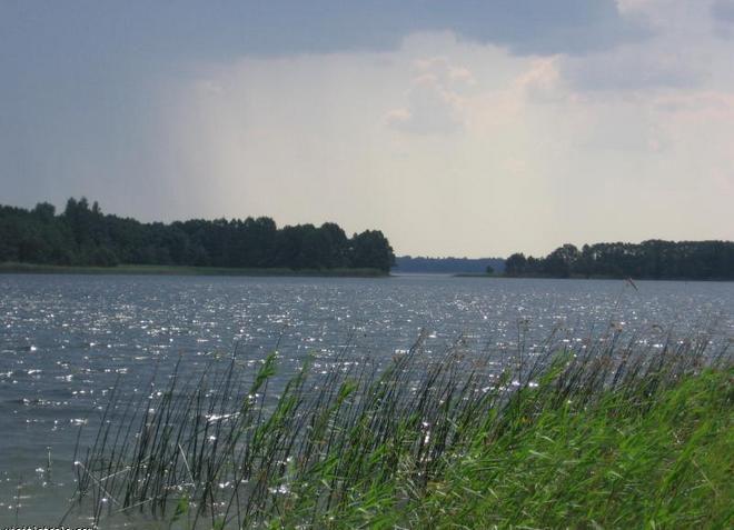 Озеро Сиверс - идеальное место для рыбаков