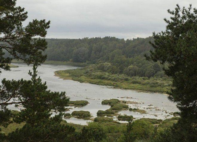 Национальный парк реки Даугава
