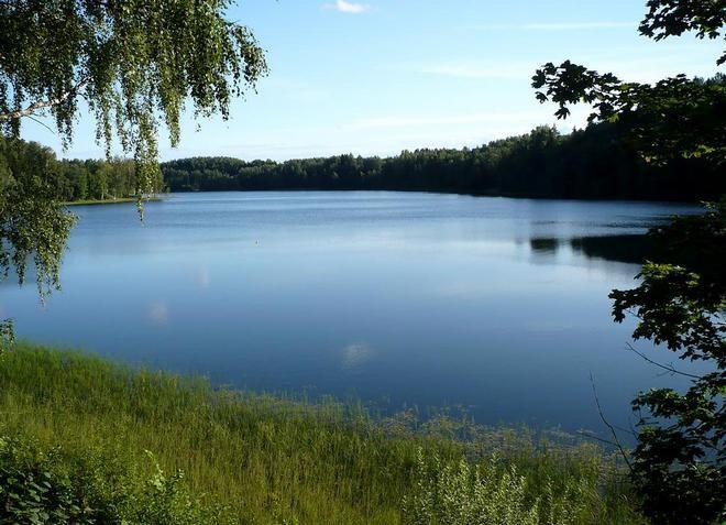 Озеро Дридзис