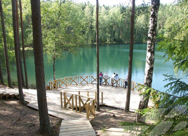 Озеро Чорток