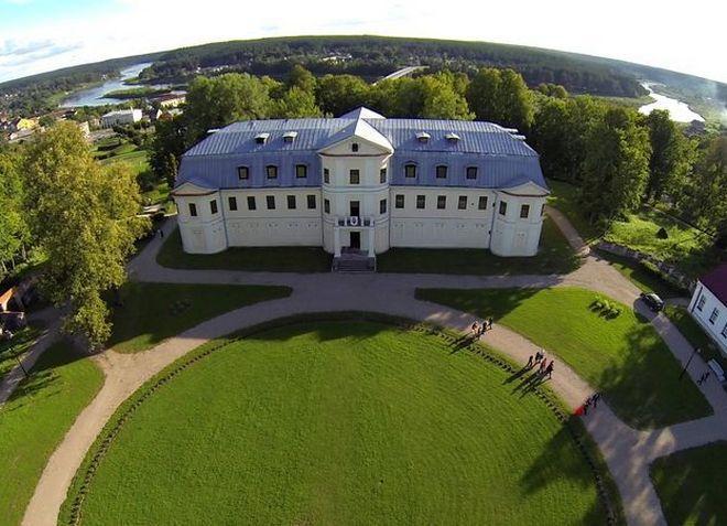 Замок графов Платеров