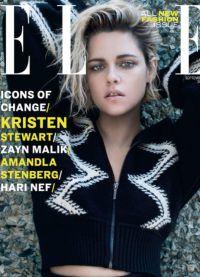 Обложка сентябрьского Elle
