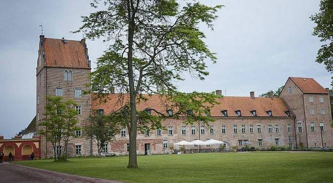 Замок Бэккаскуг