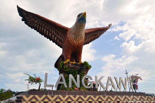 Орел - символ города и острова