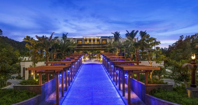 The St. Regis Langkawi - один из лучших отелей города