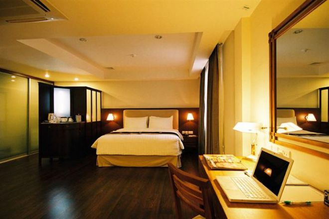 Номер в отеле Plaza Sutera Biru