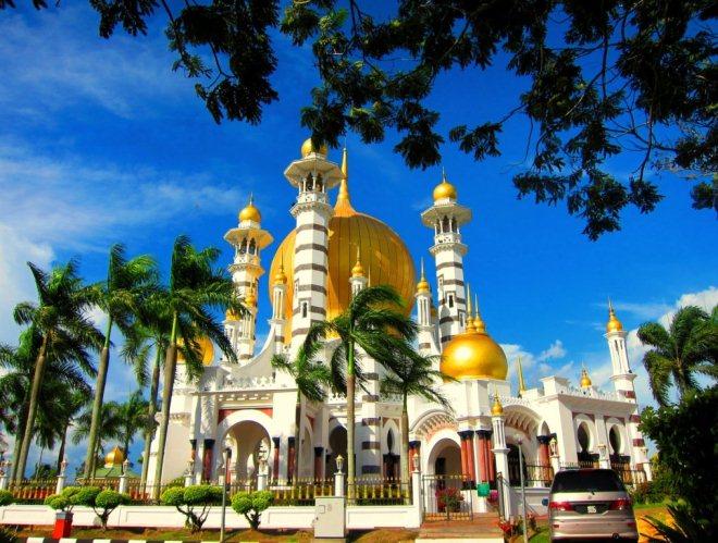 Мечеть Ubudiah Mosque
