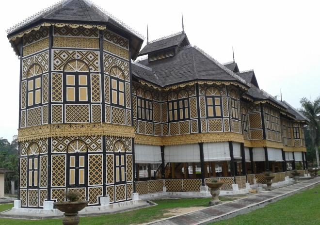 Музей Perak Royal Museum