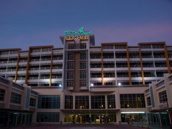 Отель MH Hotel Sungai