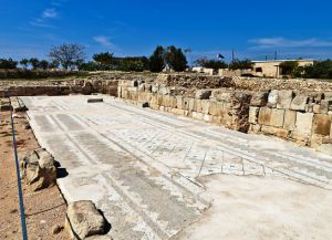 Сокровища Афродиты - мозаичный пол