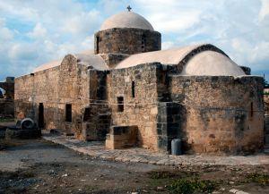 Церковь Панагия Кафолики