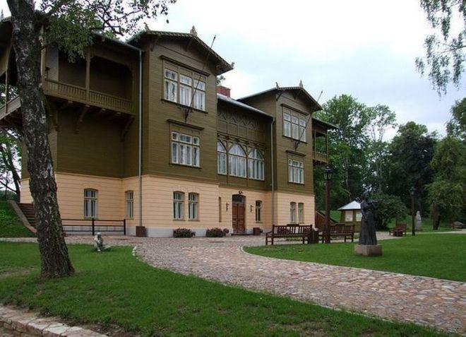 Музей Кулдигского края