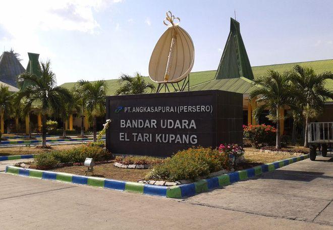 Аэропорт имени Эля Тари, Купанг