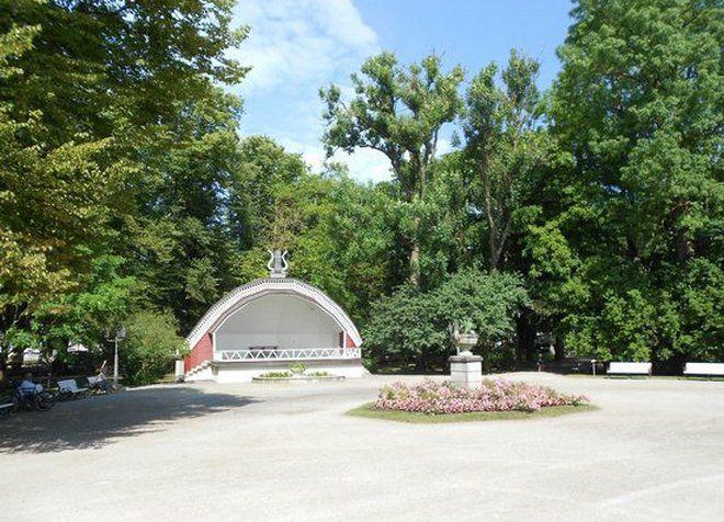 Городской парк Курессааре