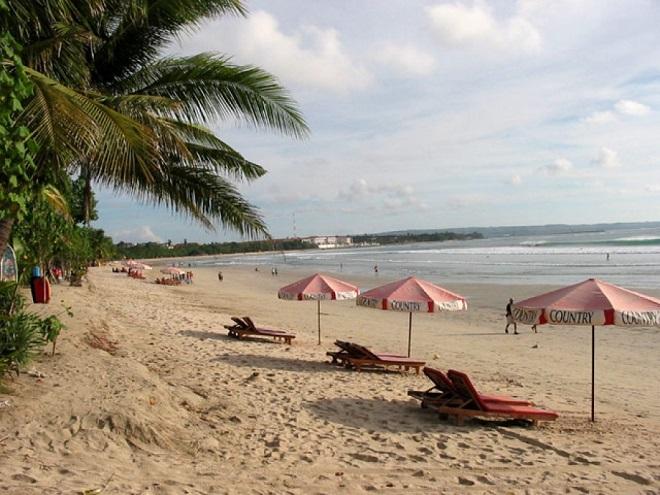 Пляж Куты