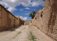 Одна из улиц Ла-Кьяки