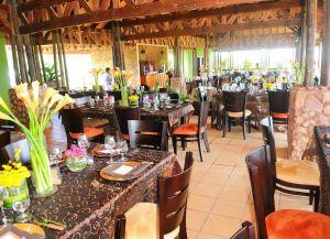 Ресторан в отеле Mountain Paradise
