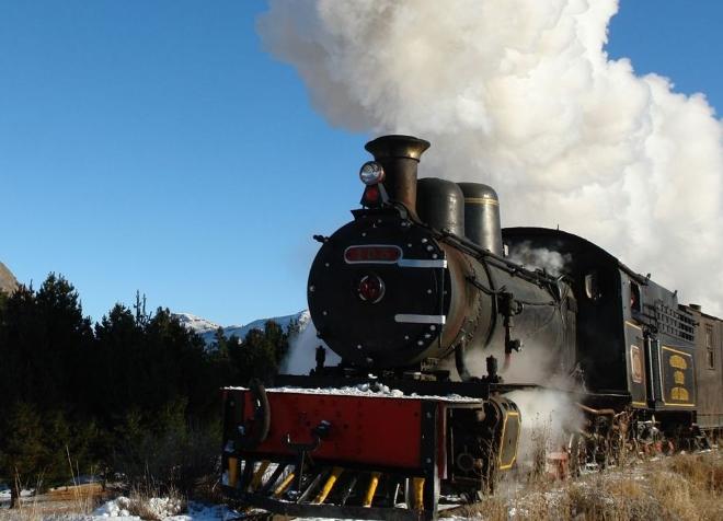 Поезд Ла-Трочита