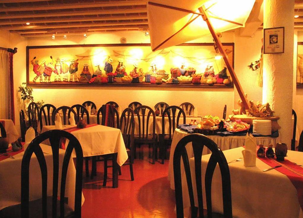 Рестораны Ла-Паса