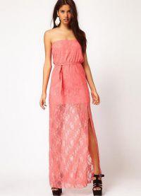 haljina od čipke u podu1