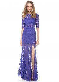 haljina od čipke u poli2