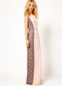 haljina od čipke u podu 4