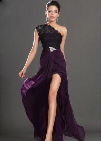haljina od čipke u podu 6