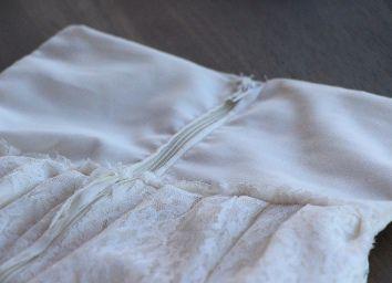 Koronkowa sukienka własnymi rękami12