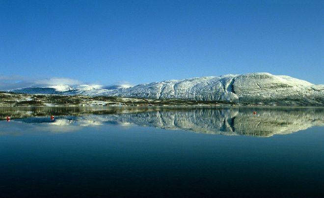 Озеро Альтеватн