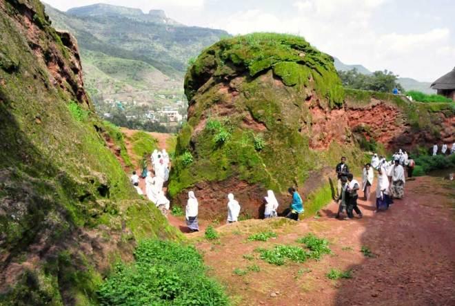 Паломники в Лалибеле