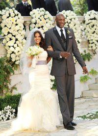 В 2009 году после месяца отношений Одом женился Хлои