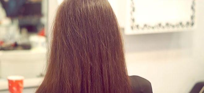 Ламинирование волос в салоне десятый