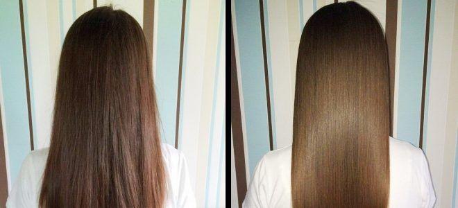Что лучше ламинирование волос или экранирование экранирование