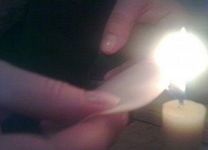 Abażurek do lampy stołowej własnymi rękami (3)