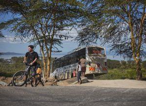 Основные виды транспорта в Ламу