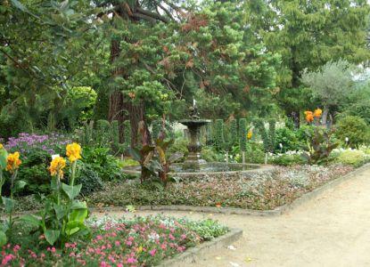 Ботанический сад Левена