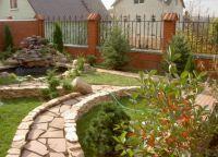 Krajobrazni dizajn kuće za odmor1