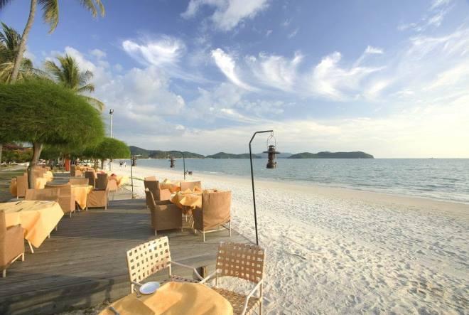 Пляжный отдых на Лангкави