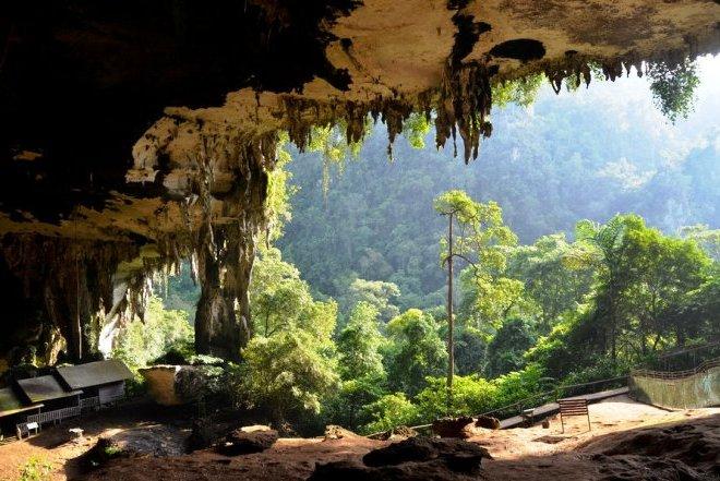 Пещера Ниах