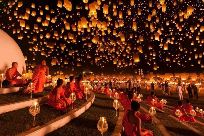 Фестиваль дождя
