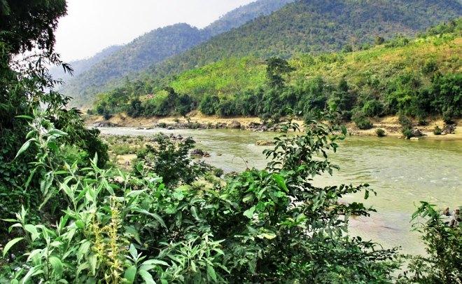 Река Ма
