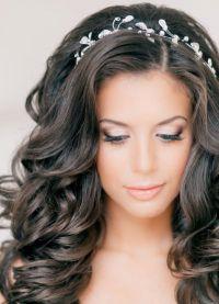 прическа големи бутчета за дълга коса 4